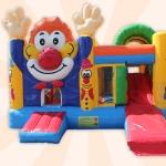 Speelkussen Clown springkussen Den Haag