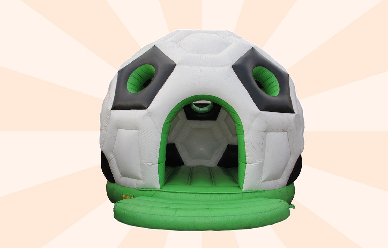 Voetbal springkussen huren Den Haag ADO