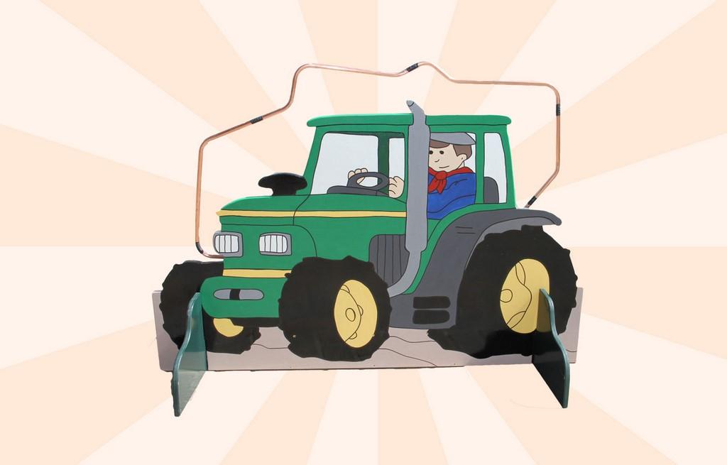 Tractor spiraal spellen huren Haaglanden