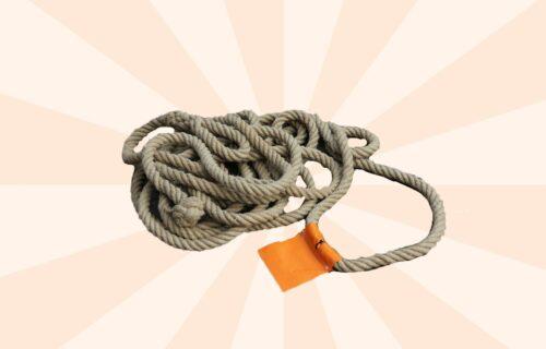 Touwtrek touw spelen den haag huren