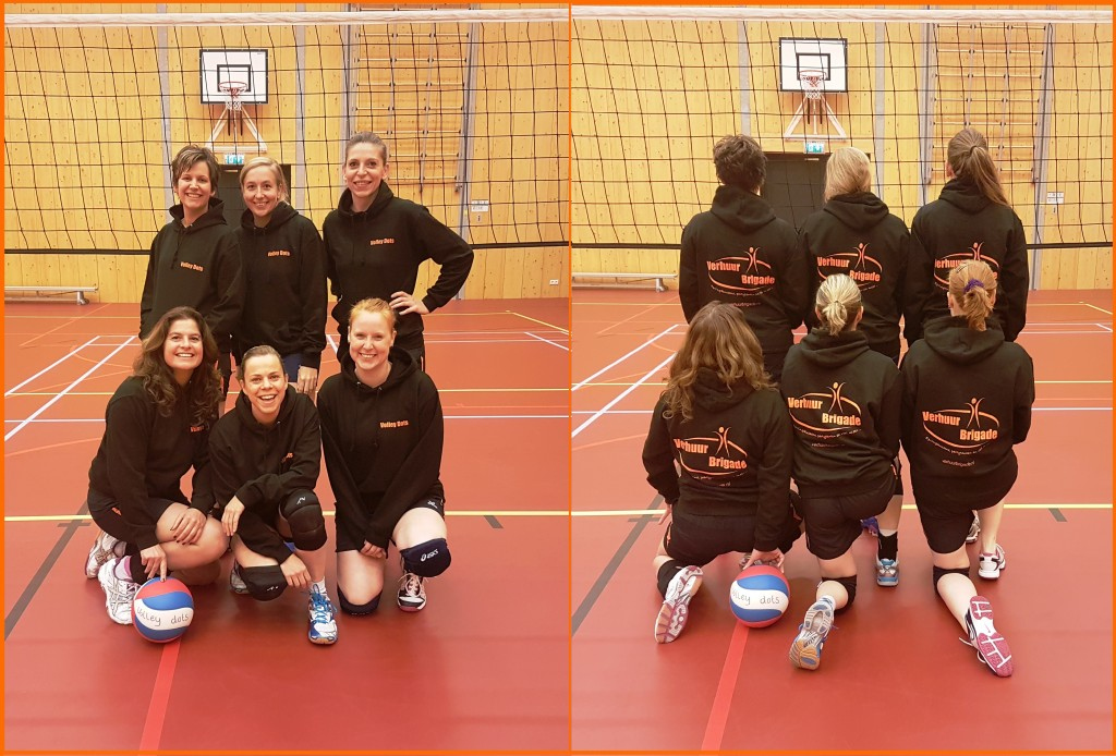 Volleybal sponsor